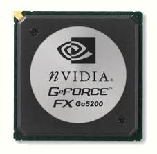 Nvidia GeForce FX Go5200 A2
